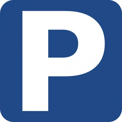 parking available sign clip ar