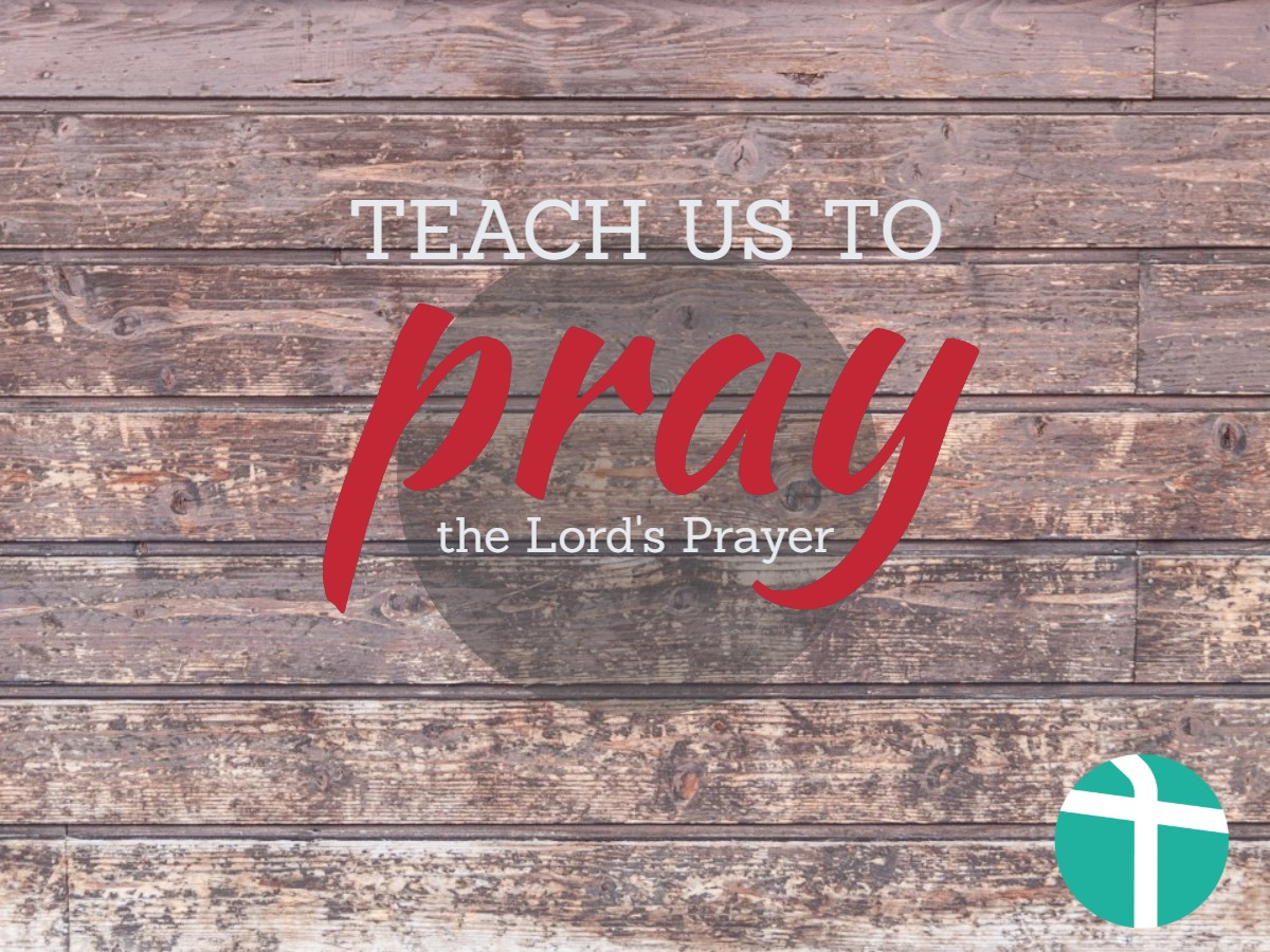 Teach us to Pray - Facebook