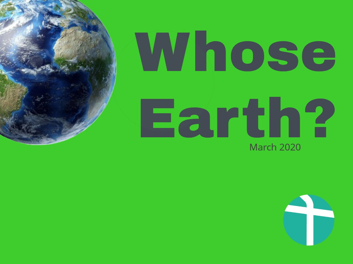 Whose Earth - Facebook